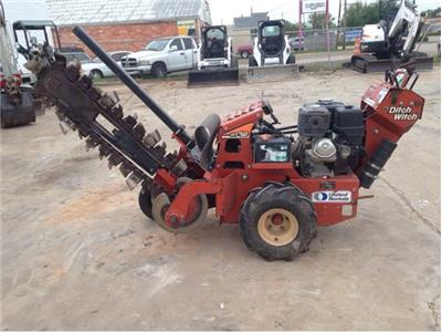 Grand Rental Station - walk behind trencher, Ditch witch
